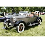1926 Chrysler G 70 Roadster Information