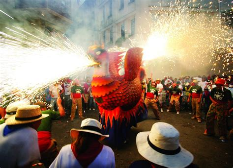 barcelona events summer festivals in barcelona