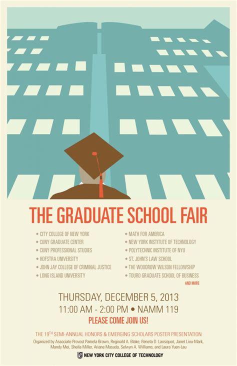 Binghamton Business School Mba Graduation Requirements by City Tech S Graduate School Fair Undergraduate Research