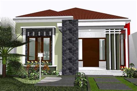 desain eksterior rumah minimalis sederhana ツ 52 desain rumah minimalis tak depan 1 lantai modern
