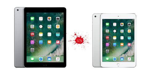 apple new ipad 2017 ipad 2017 vs ipad mini 4 2017 apple s new ipads