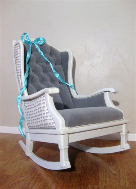 Upholstered Nursery Rocking Chair Unavailable Listing On Etsy