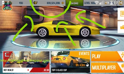 asphalt 8 apk asphalt 8 airborne v1 0 0 apk mod unlimited money levels and daichara