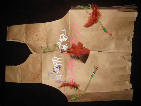 Craft Ideas With Paper Bags - paper bag crafts for fall ye craft ideas