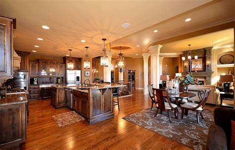 open floor plan ideas 6 great reasons to an open floor plan