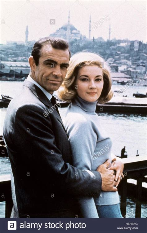 bond from russia with connery daniela bianchi bond from russia