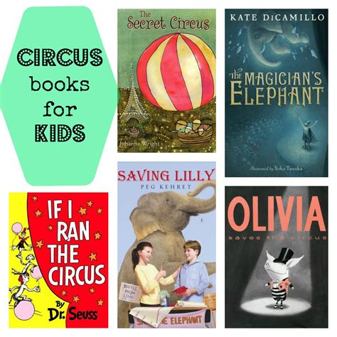 circus picture books 5 whimsical circus books for savvy sassy