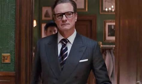 colin firth on his kingsmen training for fight scenes ... Colin Firth Movies