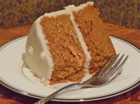 pumpkin cake with cake mix pumpkin spice cake recipe dishmaps