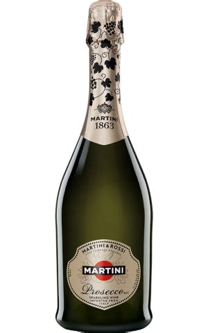 martini and rossi prosecco martini rossi prosecco nv 750 ml
