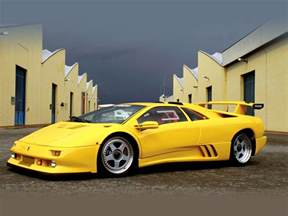 Lamborghini Diable Car Lawyers 1995 Lamborghini Diablo Iota Pictures