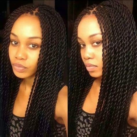 what tpye of hair is needed for seneglese twist pretty senegalese twists http community