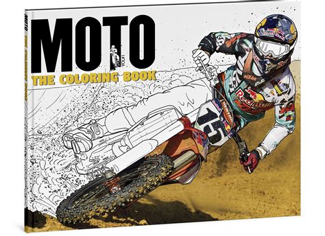 moto the cookbook moto colouring book for big kids motohead