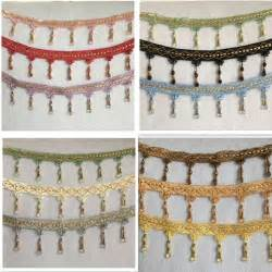 drapery sewing curtain african lace accessories tassel fringe trim