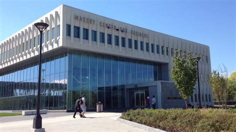 Mba Suny Albany by Ualbany Renames Business School Building Massry Center For