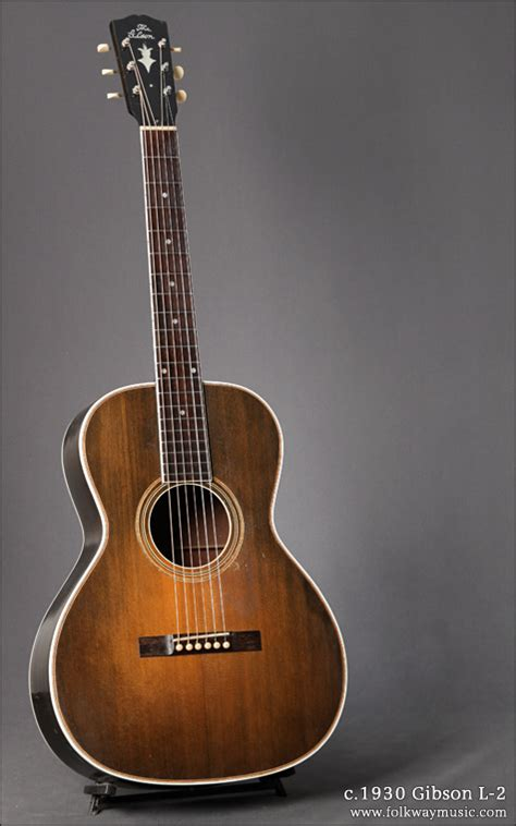 Kaos Gibson Guitars what size is a gibson l2 the acoustic guitar forum