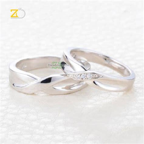 Cincin Kawin Pasangan Spesial model cincin kawin idealisa zlata silver