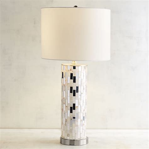 of pearl table of pearl table ls giving you a contemporary