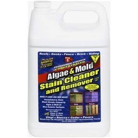 boat cleaner for algae e s i 53034 chomp pro algae and mildew stain cleaner esi