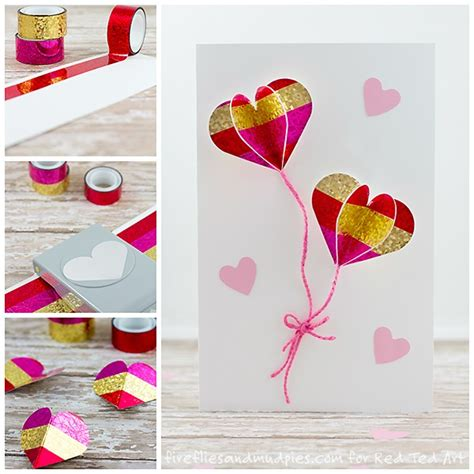how to make pretty cards diy 3d card ted s