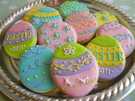 decorated easter cookies 15 adorable easter cookie decorating ideas