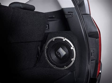 Custom Audio Box Speaker Mitsubishi Pajero mitsubishi pajero sport rockford fosgate launched in indonesia