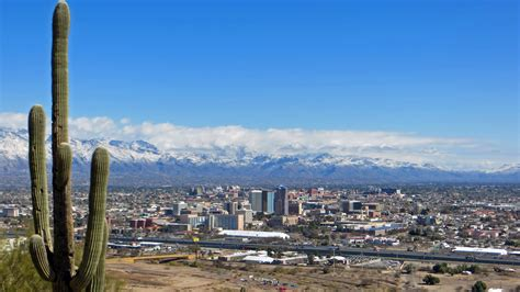 Search For By City On Official Website Of The City Of Tucson