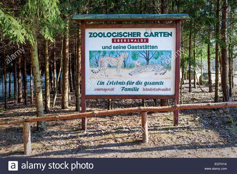 Zoologischer Garten Eberswalde by Eberswalde Germany Stockfotos Eberswalde Germany Bilder