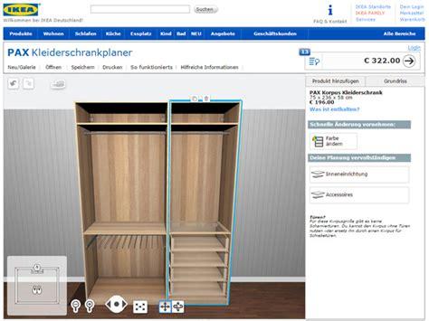pax schrank planer ikea pax planer web app chip