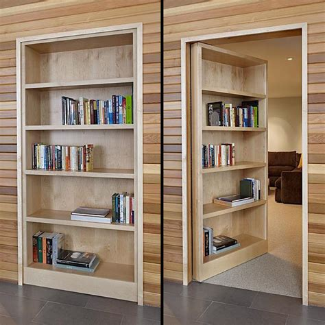 best 25 door bookcase ideas on