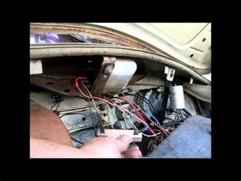 starter current gauge 64 vw wiper motor and dual batteries youtube