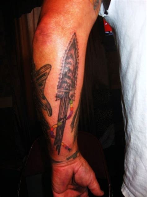 spear tattoo spear american picture at checkoutmyink