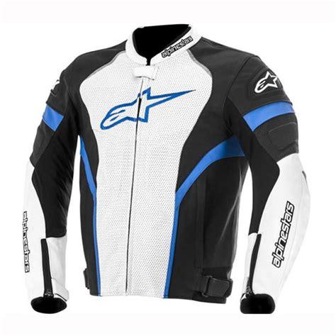 Jaket Alpinestars Jr Blue alpinestars gp plus r perforated leather jacket blue motostorm en