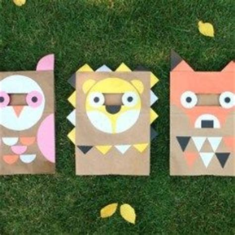 17 best images about crafts animals on woodland animals puppets and lemurs