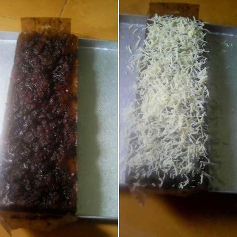 cara membuat brownies kukus tanpa coklat batang resep cara membuat brownies toping parutan coklat batang