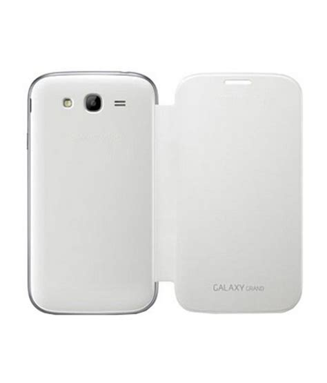 Flipcover Samsung Galaxy Grand I9082 Flipcase Samsung Grand I9082 chor flip cover for samsung galaxy grand duos i9082 white buy chor flip cover for
