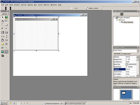 imagenes visual basic 6 0 visual basic 6 0 identi