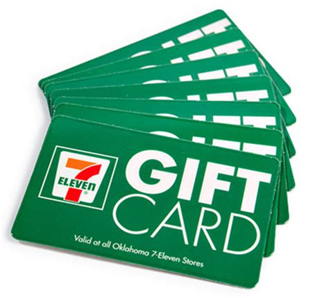 Check Balance On 7 11 Gift Card - gift cards 187 7 eleven oklahoma