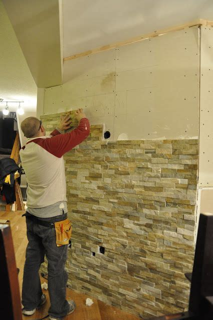 love this wall becomes the feature of the living room this little estate feature wall for the home pinterest