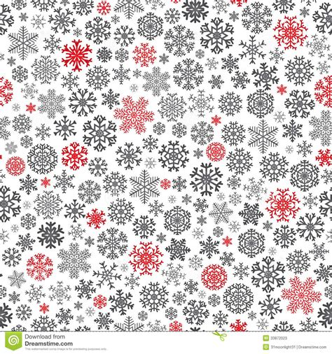 christmas pattern white background christmas seamless pattern from snowflakes stock photos