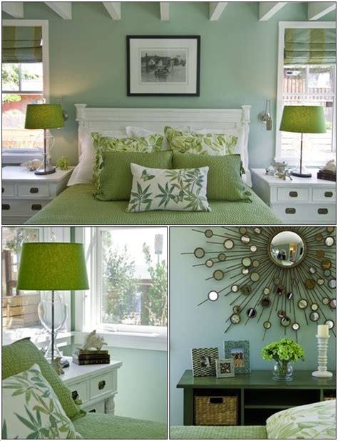 best 25 green bedroom decor ideas on green