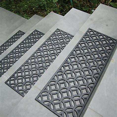 Outdoor Doorstep Mats Rubber Cal Azteca Indoor Outdoor Stair Treads Rubber Step