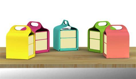design criteria for lunch box das mittagspausen gadget falls man die mobile