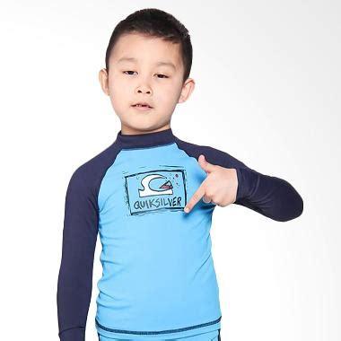 jual quiksilver ls k sfsh xbkb baju renang anak harga kualitas