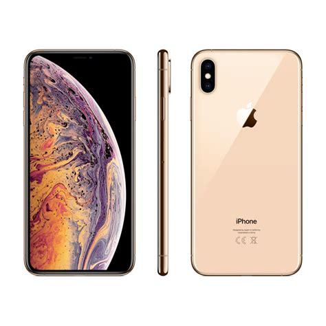 apple iphone xs  lte  gb gold upc