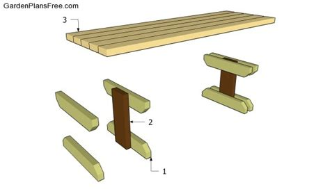 how to build a park bench woodwork free wood park bench plans pdf plans