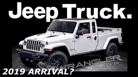 Jeep Truck 2020 2 Door by 2020 Jeep Truck Out In New Footage What We