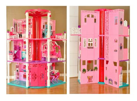 Barbie Home Decorating Games by Barbie Has Moved Check Out Her Brand New Dreamhouse