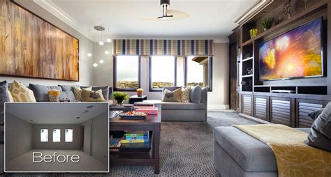 before and after interior design before and after remodels san diego interior designers