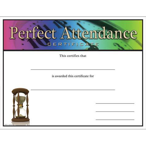 jones certificate templates 100 attendance certificates printable new calendar